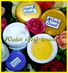 Walet Cream Gold Series